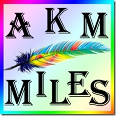 AKM Miles Tile Logo