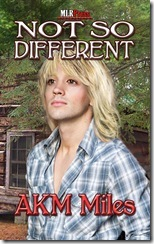 Not So Different Cover o